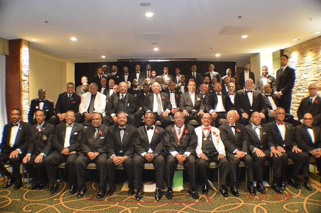 Philadelphia Alumni Founders' Day Banquet 2016