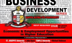 Educational Business Development Series Returns