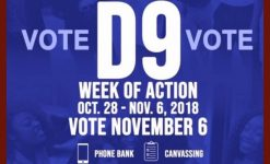 "10/28 to 11/6 – Divine Nine"" Week of Action"