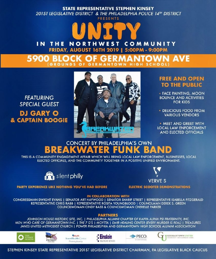 Unity in the Northwest Flyer